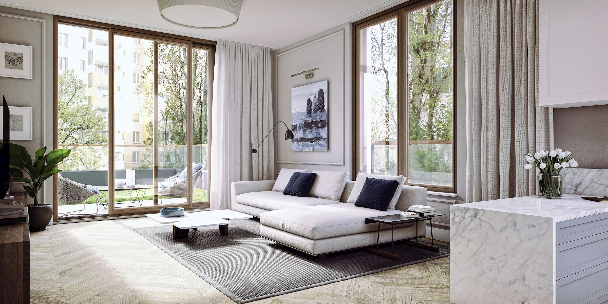 Apartment in Warsaw Private investor Dembowska/Jagiello 2018