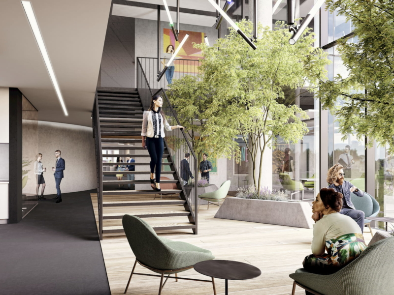 Cerrad HQ HRA Architekci 2019