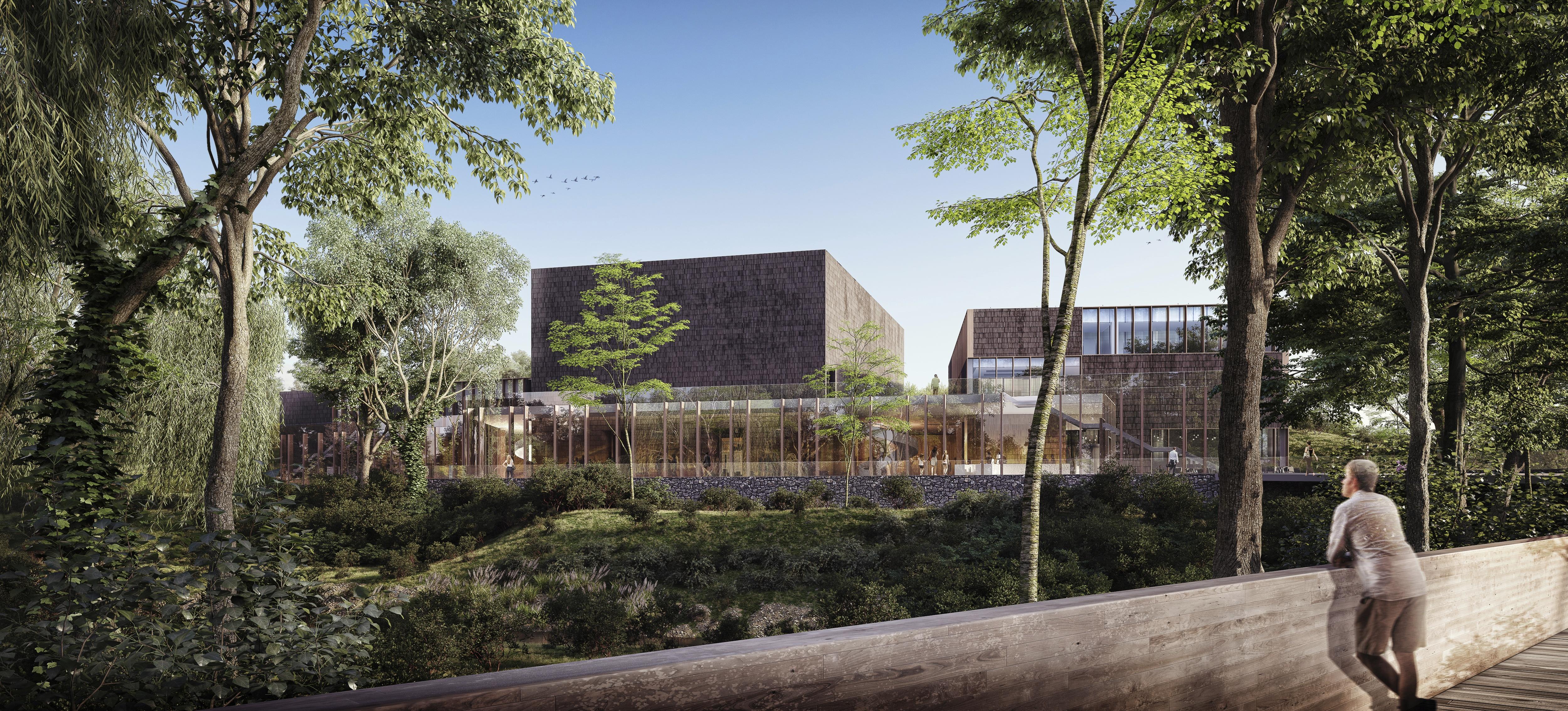 Chopin International Music Centre HRA Architekci 2018