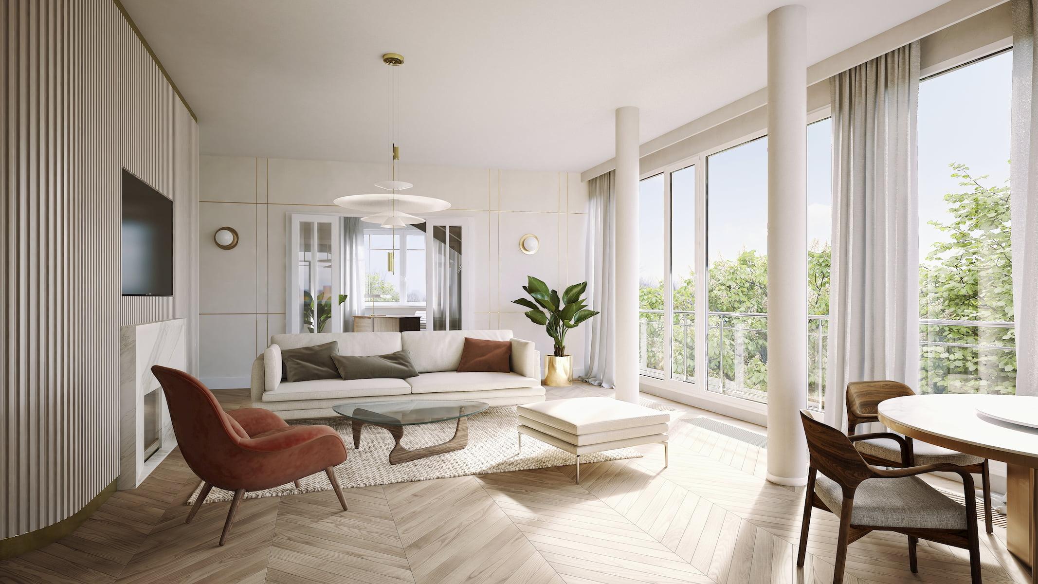 Apartment in Warsaw Private investor Dembowska/Jagiello 2019