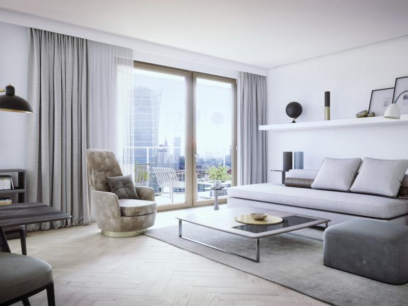 Metropoint Apartments ASBUD Dembowska/Jagiello Piotr Pietruczak 2018