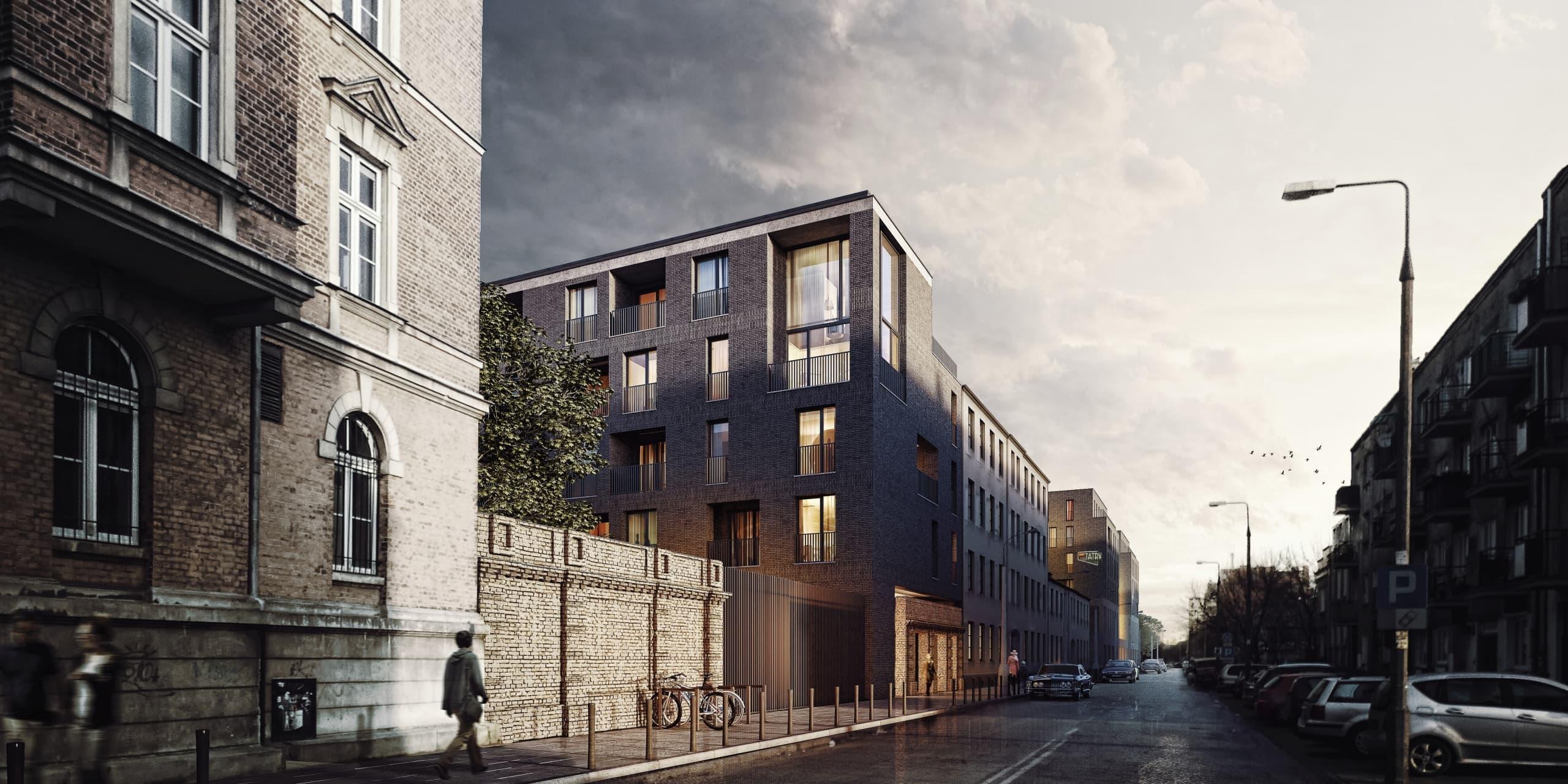SOHO Warsaw Yareal HRA Architekci 2019